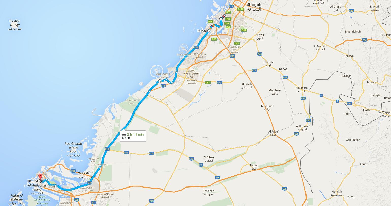 Gale - Dubai Abu Dhabi