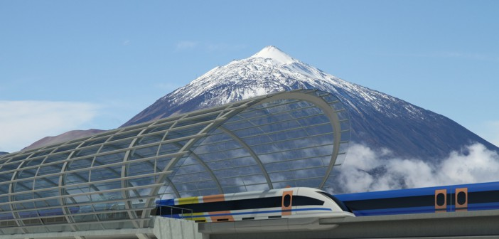 Gale - Tenerife Maglev Project